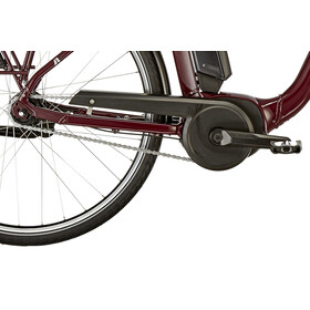 Kalkhoff Agattu B7R Move Comfort 500Wh marsalared glossy
